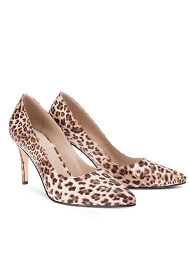 Deery Ayakkabı Leopar